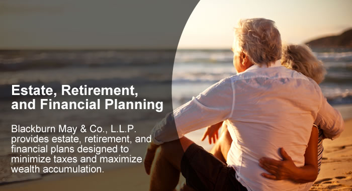 Estate Retirement and Finacial Planning